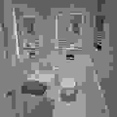 Guest Toilet Kori Interiors Minimalist style bathroom