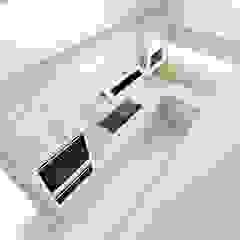 Small Kitchen by KGOBISA PROJECTS Minimalist