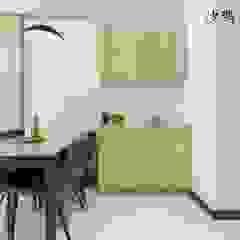 沙瑪室內裝修有限公司 Scandinavian style dining room