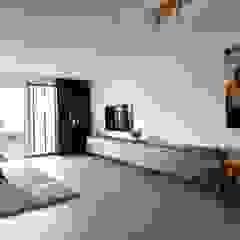 by Motion Gietvloeren Modern کنکریٹ