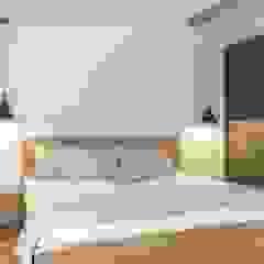 casa laureles Habitaciones modernas de Adrede Diseño Moderno Madera Acabado en madera