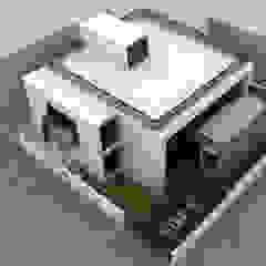 Bodhivraksh Design Studio Casas modernas: Ideas, imágenes y decoración