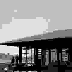 House Study 02 Balkon, Beranda & Teras Tropis Oleh alexander and philips Tropis Kayu Wood effect