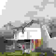 bởi Scande Architect Nhiệt đới Bê tông