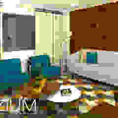 Casas estilo moderno: ideas, arquitectura e imágenes de SPAZIUM ARQUITECTURA INTERIOR Moderno