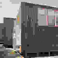 by m2 estudio arquitectos - Santiago Scandinavian لکڑی Wood effect