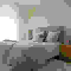Apartamento - Parque das Nações Quartos escandinavos por MUDA Home Design Escandinavo
