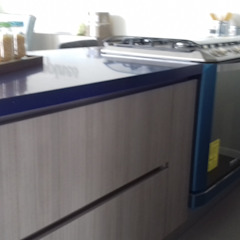 bellacocinas KitchenSinks & taps Quartz Blue