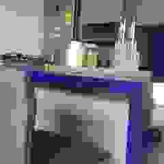 bellacocinas KitchenStorage Engineered Wood Grey