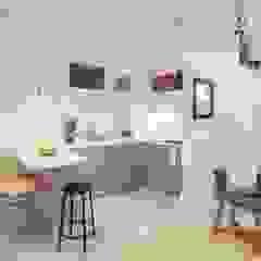 casa vacanze liguria di Costa Zanibelli associati Moderno Legno Effetto legno