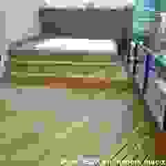 DECK EN TECA Spa de estilo clásico de TECAS Y MADERAS DE COLOMBIA SAS Clásico