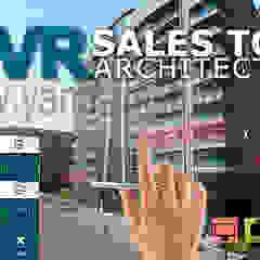 3D Virtual Reality Real Estate Tool By Yantram Developer - Vegas, USA de Yantram Architectural Design Studio Clásico Ladrillos
