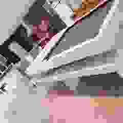 Remodelação Moradia de Luxo em Barcelos Salas multimédia modernas por Atelier Kátia Koelho Moderno