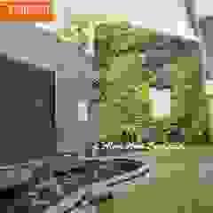 by Alam Asri Landscape Minimalist Bricks