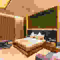 The Master Bedroom Modern Bedroom by Planet Design & Associates Modern