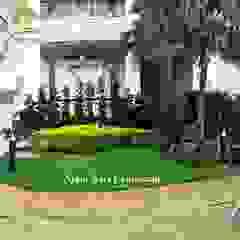 Taman Rumah Surabaya Taman Modern Oleh Alam Asri Landscape Modern Batu