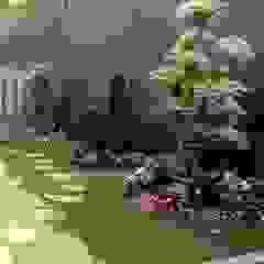 Jasa Pembuatan Taman Oleh Alam Asri Landscape Minimalis Kayu Wood effect