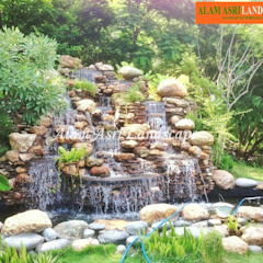 de Alam Asri Landscape Clásico Piedra