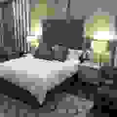 Lean van der Merwe Interiors ห้องนอน