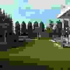 Exteriors Asian style garden by B Design Studio Asian