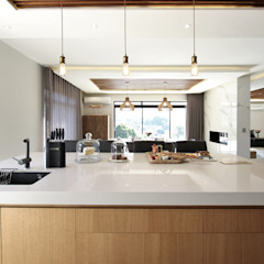 VCC Estate by JSD Interiors Minimalist Wood Wood effect