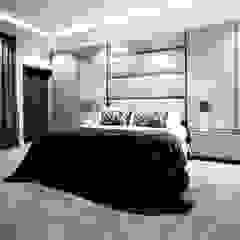 VCC Estate Minimalist bedroom by JSD Interiors Minimalist Wood Wood effect