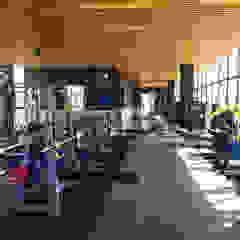 Fitness Up | Gym [Viana do Castelo] # 2017 Lojas e Espaços comerciais eclécticos por XIU | Design & More, Lda Eclético