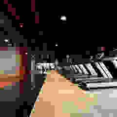 Fitness Up | Gym [Paços de Ferreira] # 2016 Lojas e Espaços comerciais eclécticos por XIU | Design & More, Lda Eclético