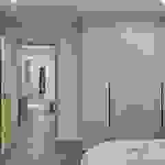 Scandinavian style corridor, hallway& stairs by 禾廊室內設計 Scandinavian