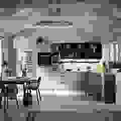 New Range 2019 Modern kitchen by PTC Kitchens Modern