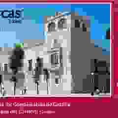 Casa del Cordón - Siglo XV Salones de eventos de estilo clásico de ARENISCAS STONE Clásico Caliza
