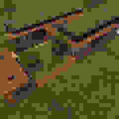من Vicente Espinoza M. - Arquitecto ريفي خشب Wood effect