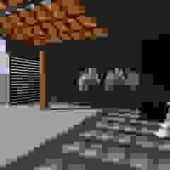 by Vicente Espinoza M. - Arquitecto Rustic