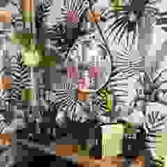 Consultoria de Interiores - Apartamento Mooca Adegas tropicais por camila shiraiva . ARQUITETA E URBANISTA Tropical