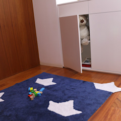 Ocean's vibe toddlers bedroom por Perfect Home Interiors Escandinavo