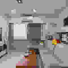30坪精緻舒服宅 根據 好室佳室內設計