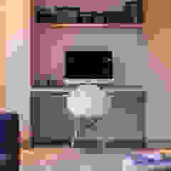 Scandinavian style study/office by Bob Romijnders Architectuur & Interieur Scandinavian