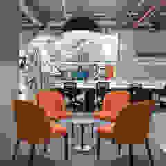 Spazhio Croce Interiores Bangunan Kantor Modern