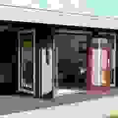 Modern Summer House Hansa Lounge XL with Veranda by Summerhouse24 Modern Wood Wood effect