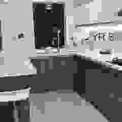 Cocina La Encantada - Villa Cocinas de estilo moderno de YR Solutions Moderno