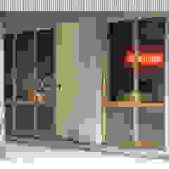 板橋吉村.牛舌 Yoshimura 根據 湜湜空間設計 隨意取材風 實木 Multicolored