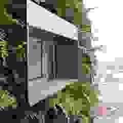 de Designo Arquitectos Ecléctico Bambú Verde