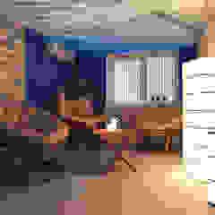 Tropical style clinics by Дизайн - студия Александры Усольцевой Tropical