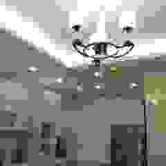 Cocinas de estilo minimalista de 頂尖室內設計工程行 Minimalista
