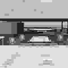 توسط Designo Arquitectos مینیمالیستیک چوب Wood effect