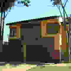 Casa LF Garajes modernos de Módulo 3 arquitectura Moderno