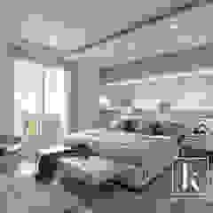 Apartment 1 من Karim Elhalawany Studio حداثي