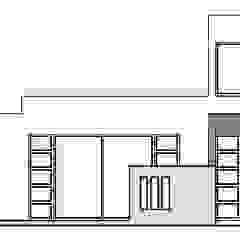 modern  by Cota Cero Arquitectos, Modern