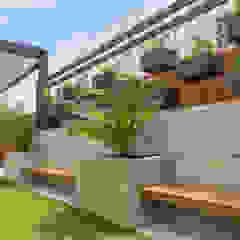 Jardines de estilo minimalista de S2 Arquitectos Minimalista