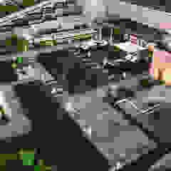 by Comelite Architecture, Structure and Interior Design Modern